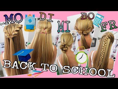5 X 3 Minuten Frisuren Last Minute Coole Frisuren Auf Die Schnelle Youtube Coole Frisuren Coole Frisuren Fur Madchen Cooles Madchen