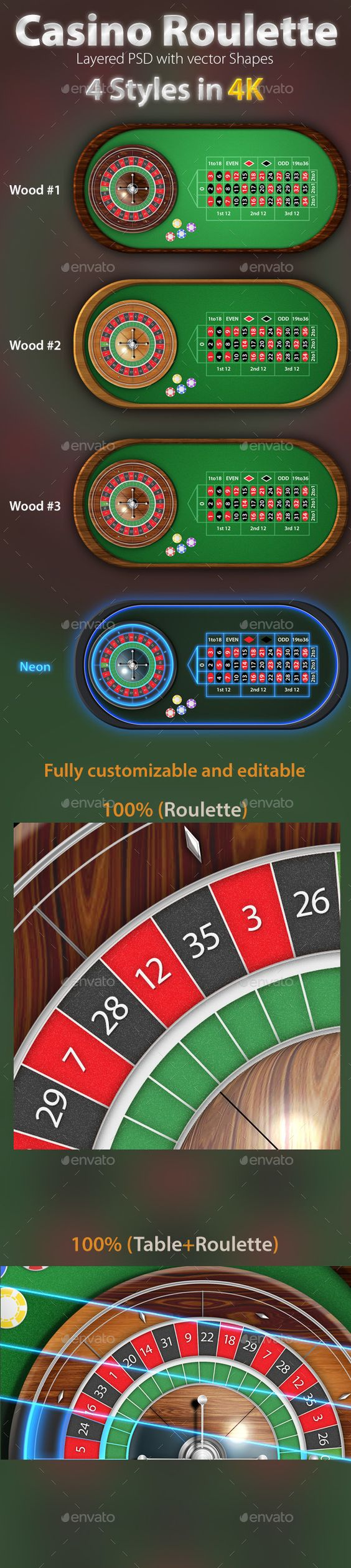 Photoshop gambling shapes casino clip art