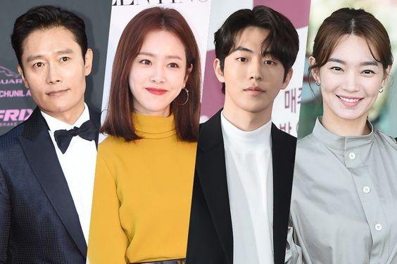 Lee Byung Hun, Han Ji Min, Nam Joo Hyuk, Shin Min Ah, And More Confirmed For New Drama