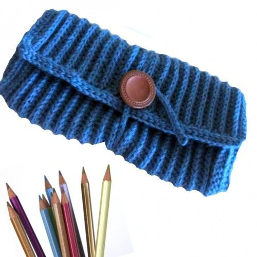 Crochet hook case, Crochet hooks and Crochet patterns on Pinterest