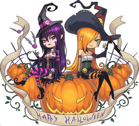 Happy Halloween! by Kutty-Sark