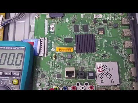 Reparacion Tarjeta Main Solucionado Tv Lg No Enciende Youtube Reparacion Circuito Electronico Tarjeta
