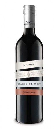Danie de Wet Pinotage Bio 2011 R$47.5