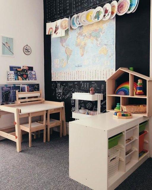 Ikea Kids Play Area