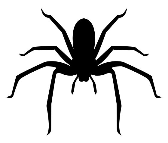 Download this Spider Stencil and other free printables from ...