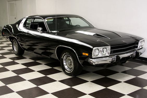 '74 Plymouth Road Runner.