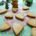 おつまみクッキー♡ブラックペッパーチーズ by さとこぱんたーに