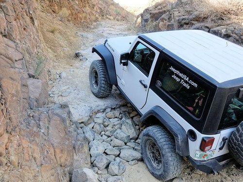 Big Bend Jeep Trails With Gps Tracks Jeep The Usa Big Bend