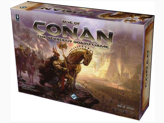 'Age of Conan' Ares Games Kickstarter Begins Tomorrow | The Gaming Gang