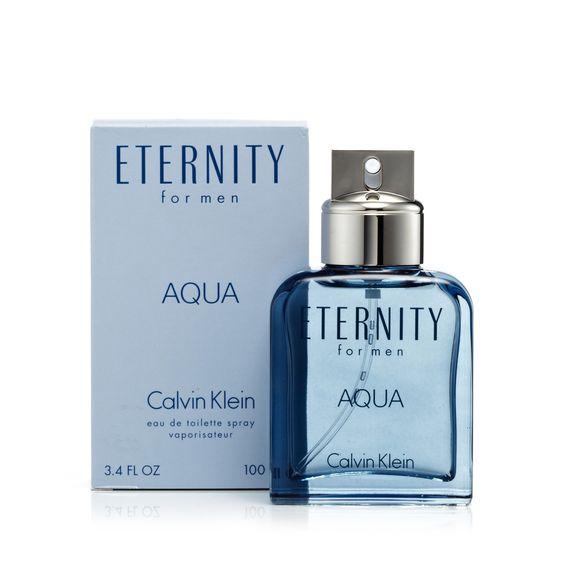Eternity Aqua Eau de Toilette Spray for Men by Calvin Klein