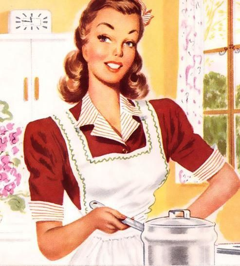 vintage housewife: