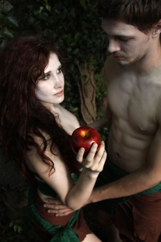 Adam and Eve photography: