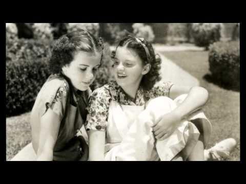 Judy Garland Me And My Shadows Youtube Judy Garland Actors Actresses Documentaries