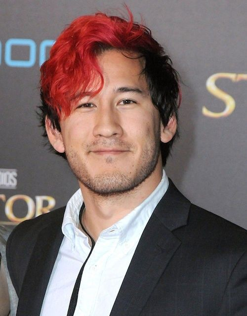 30 Low Sodium Meals Markiplier Hair Cool Hairstyles Red Hair Anime Guy