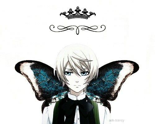 Alois Trancy - Kuroshitsuji