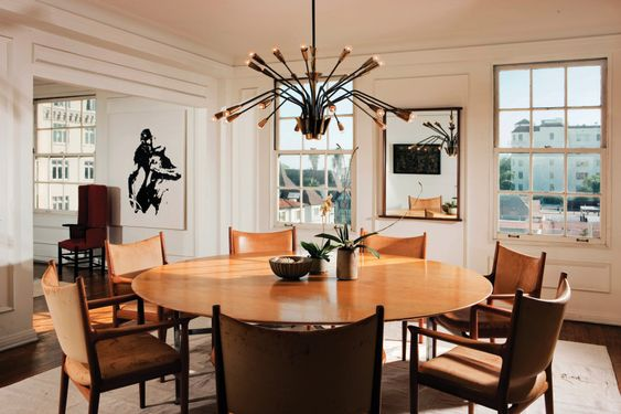 For cliff fong style is in the mix home chairs and the for Ellen brotman interior designs