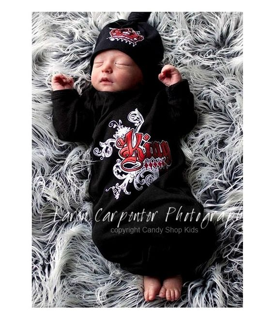 Bronson's go home outfit ♥