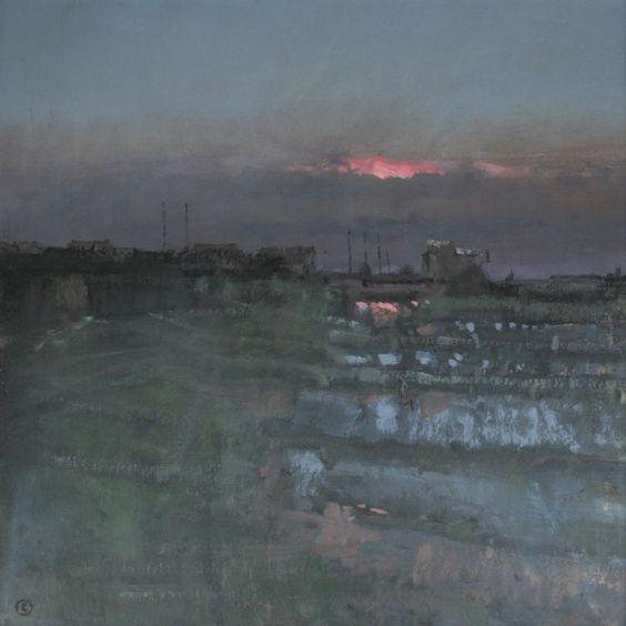 Colin ORCHARD-Dawn, River Blyth