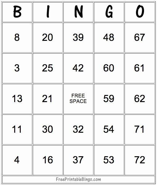 Free Bingo Card Template Elegant 49 Printable Bingo Card Templates Tip Junkie In 2020 Free Bingo Cards Free Printable Bingo Cards Bingo Card Template