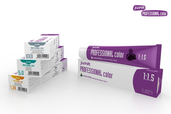 ... colore per capelli uso professionale  Packaging  Pinterest  Colors