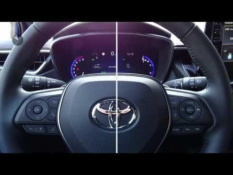 Toyota Corolla Touring Sports 2 0 Hybrid Executive Toyota