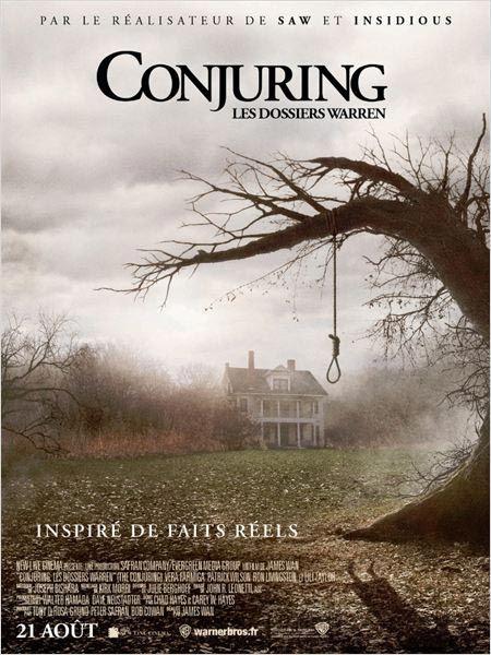 Conjuring : Les Dossiers Warren - Film Complet en Streaming VF