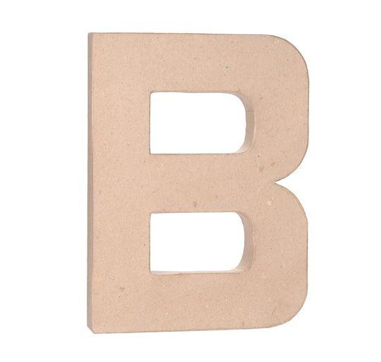 K 23.5 inches Darice Paper Mache Letter