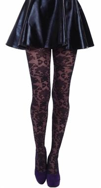 Beautiful Violet Tights £8.99