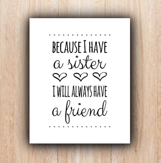 Best Friend Sister Quotes: Best Friends, I Am And Sister Quotes On Pinterest