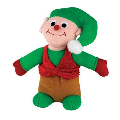 Zanies Holiday Friends Dog Toys 11 Elf To View Further For