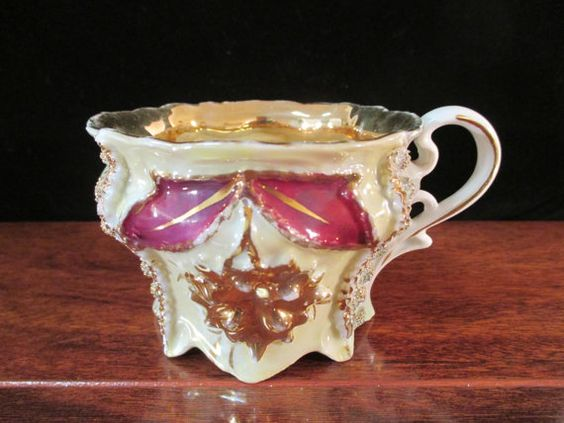 Vintage Cup Germany by RocketTownVintage on Etsy