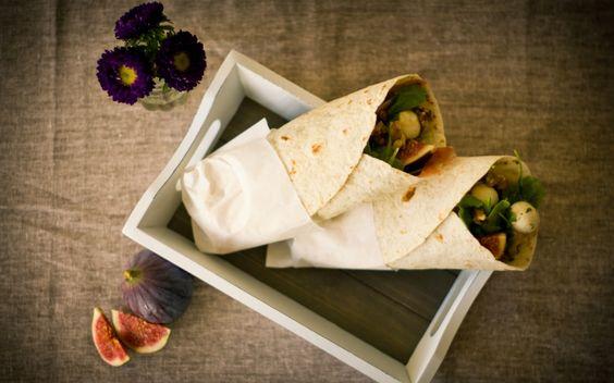 Mediterraner Kurzurlaub in der Mittagspause: Schanis 12-Minuten-Rezept für ein leckeres Mittagessen im Büro.