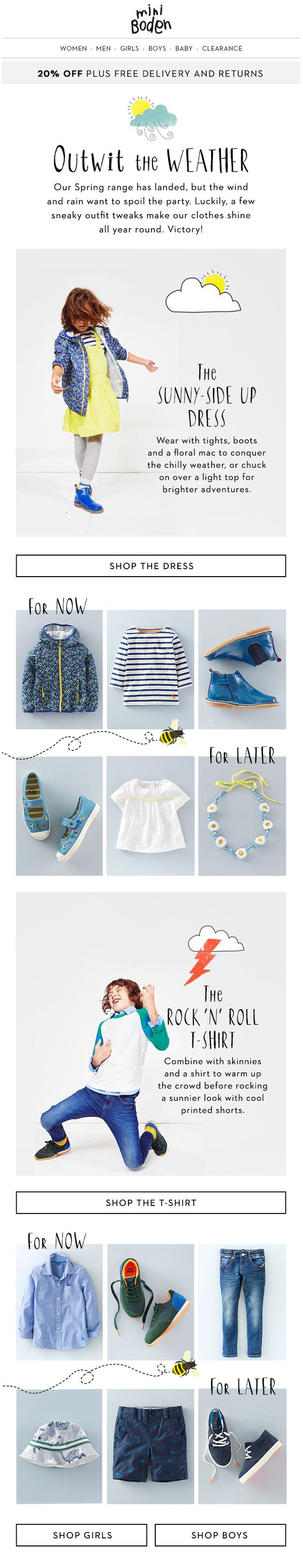 Mini boden minis and newsletter ideas on pinterest for Boden newsletter