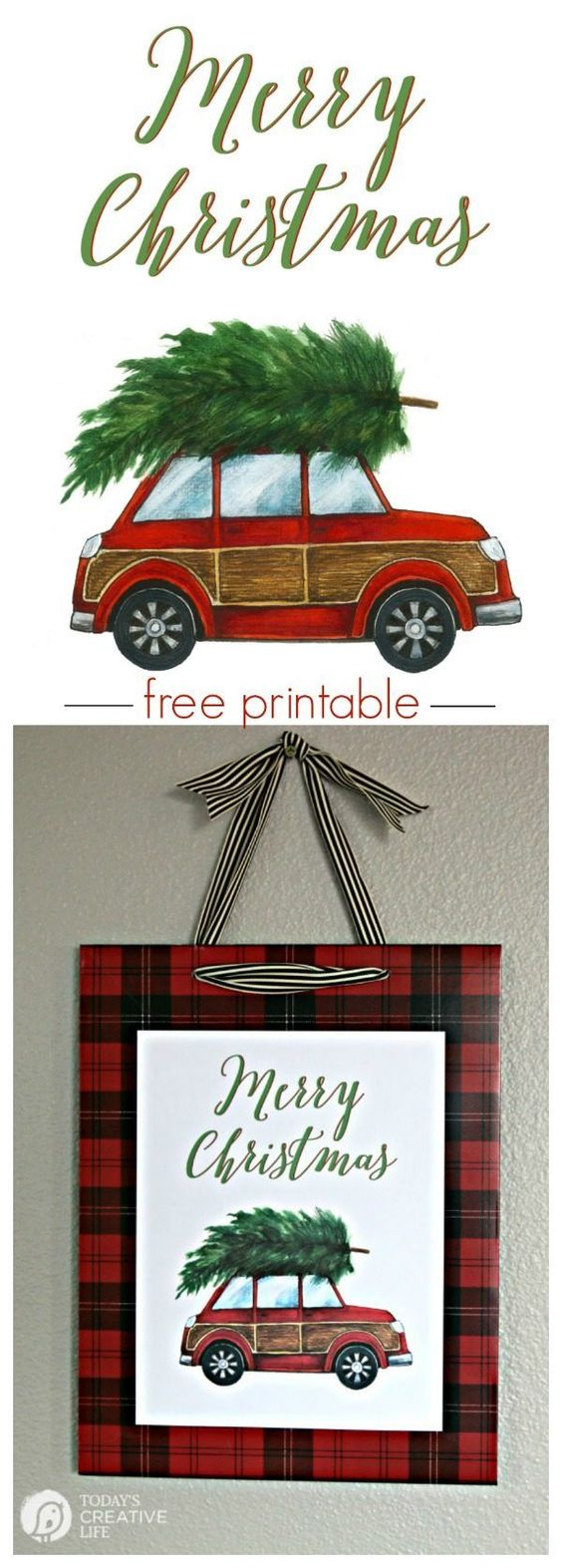 Quick Easy Diy Wall Art : Diy christmas decorations