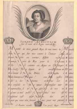 Maria de 'Medici, Princess of Tuscany (1573-1642)
