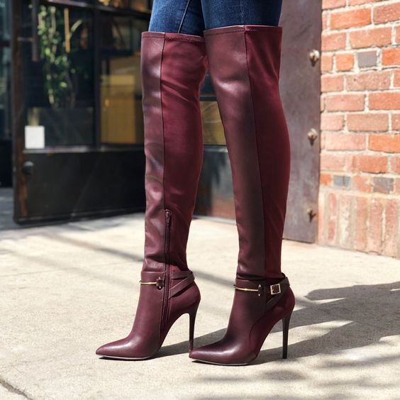 Top High Boots