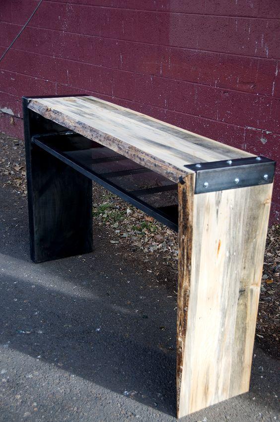 #custom #industrial #furniture By