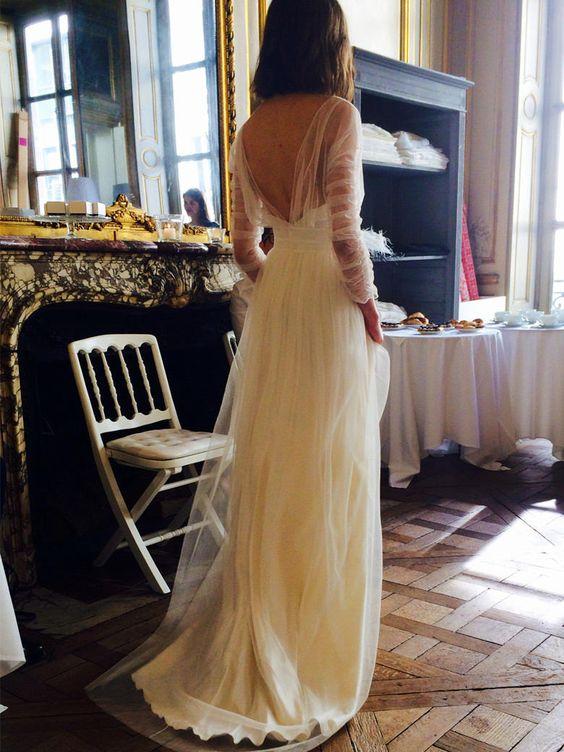 La robe Joshua - Delphine Manivet 2015