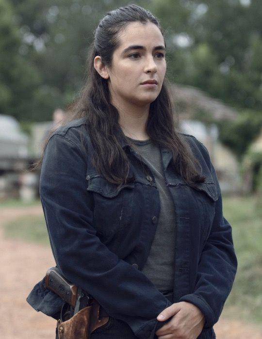 Tara Chambler In The Walking Dead Season 9 Episode 8