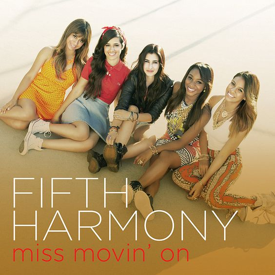Fifth Harmony – Miss Movin On (single cover art)