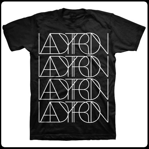 Ladytron - Logo - USA Import T-Shirt