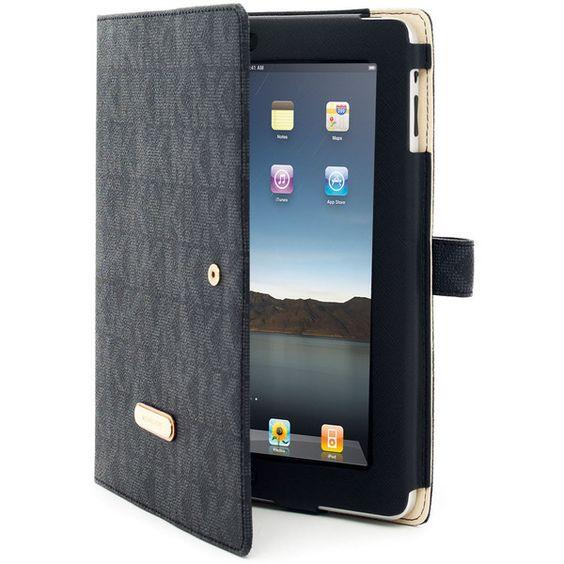 MICHAEL Michael Kors iPad Stand ($158) ❤ liked on Polyvore