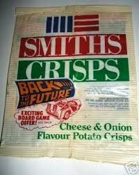 Smiths crisps