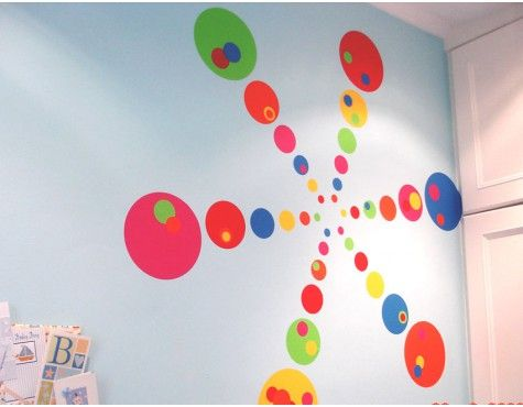 Spots & Dots Wall Stickers