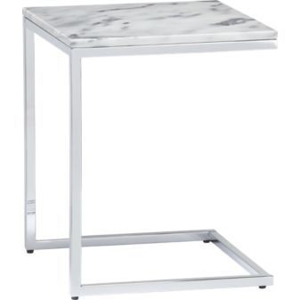 smart marble top c table  $129.00