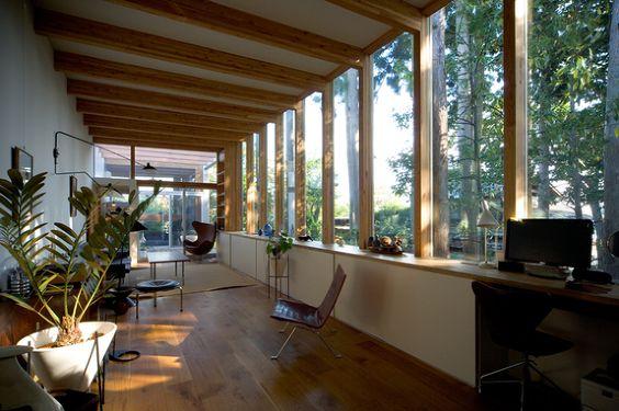 都市建築設計集団/UAPP  『IFM 森を奔る回廊』  http://www.kenchikukenken.co.jp/works/1078145815/567/