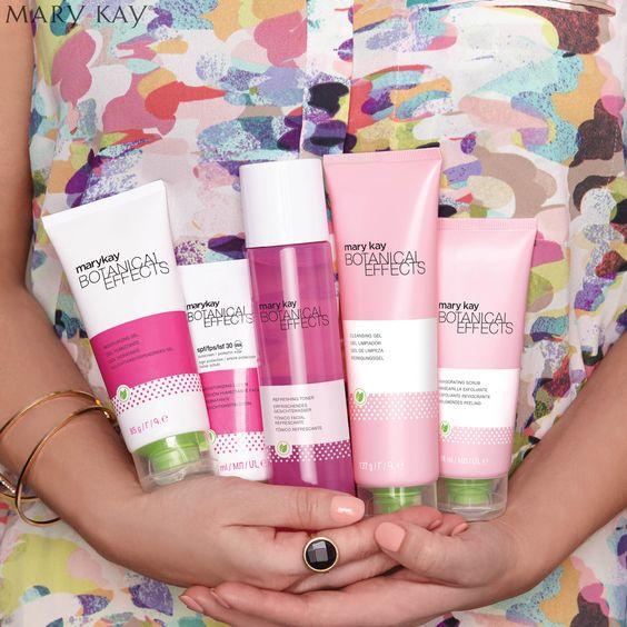 Super easy, super fruchtig, super frisch - Die neue Botanical Effects® Hautpflegeserie. Jetzt bei deiner selbstständigen Schönheits-Consultant mit Mary Kay.
