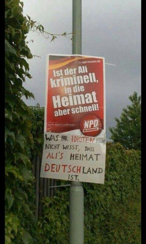 Gegen Rechtsextremismus!!!