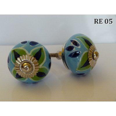 Tiradores de ceramica manijas para puertas y cajones deco 59 99 en mercadolibre para casa - Tiradores para cajones ...
