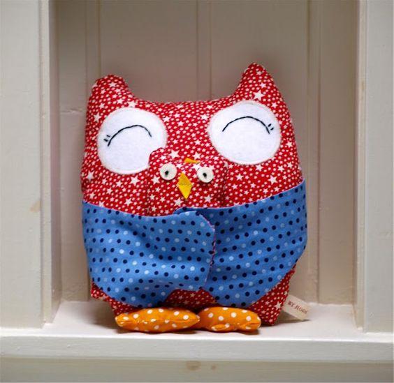 By Hook & Thread: Stella the Owl